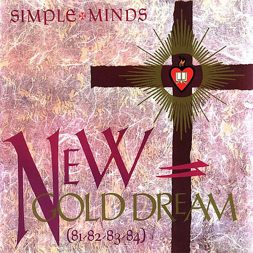 Simple Minds – New Gold Dream (81-82-83-84)