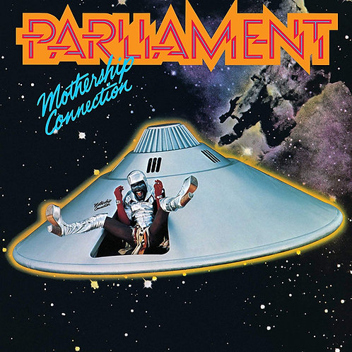 Parliament ‎ - Mothership Connection