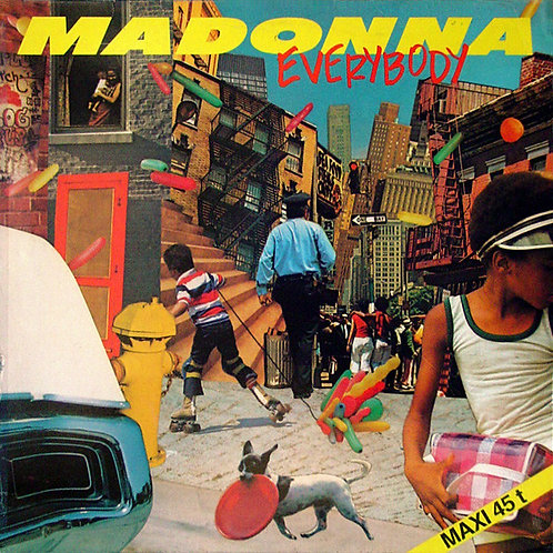 Madonna – Everybody
