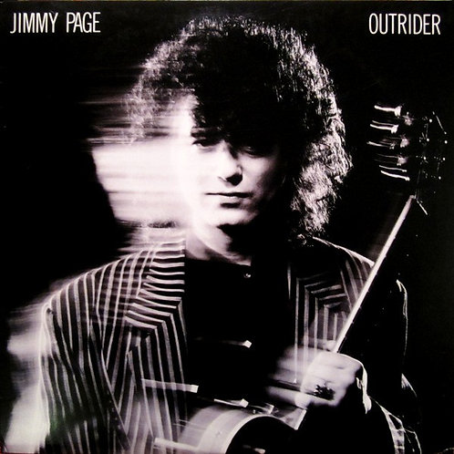 Jimmy Page – Outrider