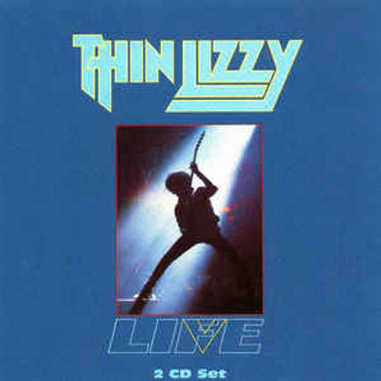 Thin Lizzy ‎– Life - Live