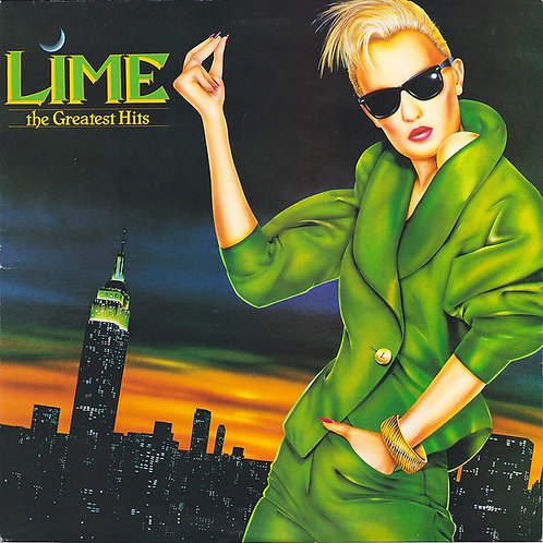 Lime  ‎– The Greatest Hits
