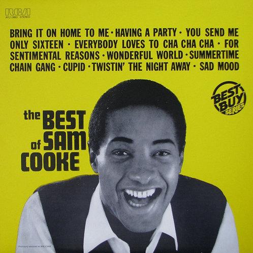 Sam Cooke – The Best Of Sam Cooke (Sealed Vintage)
