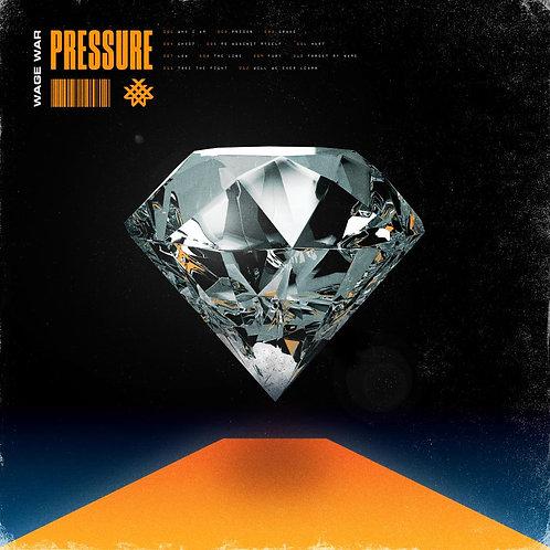 Wage War – Pressure (Orange Vinyl)