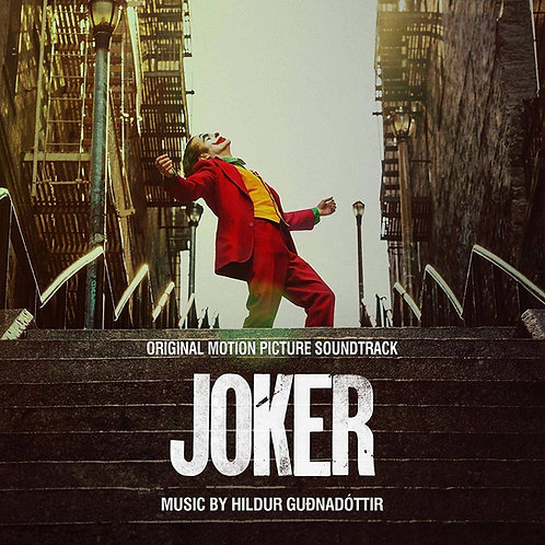 The Joker Original Motion Picture Soundtrack Limited Edition Purple Viny
