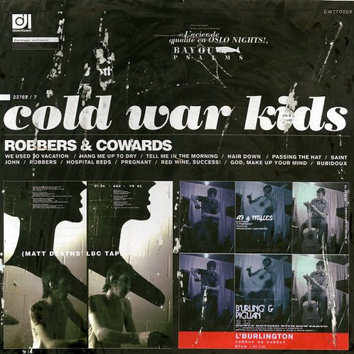 Cold War Kids – Robbers & Cowards