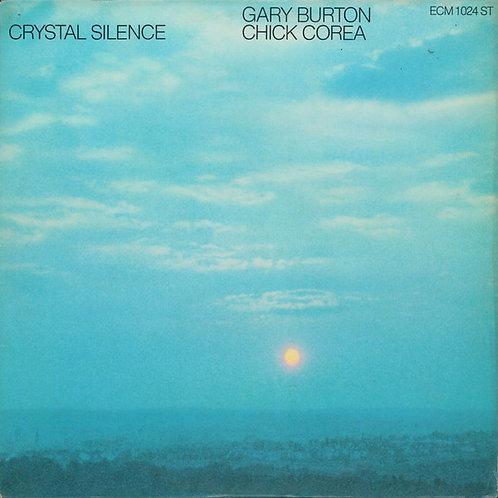 Gary Burton / Chick Corea – Crystal Silence