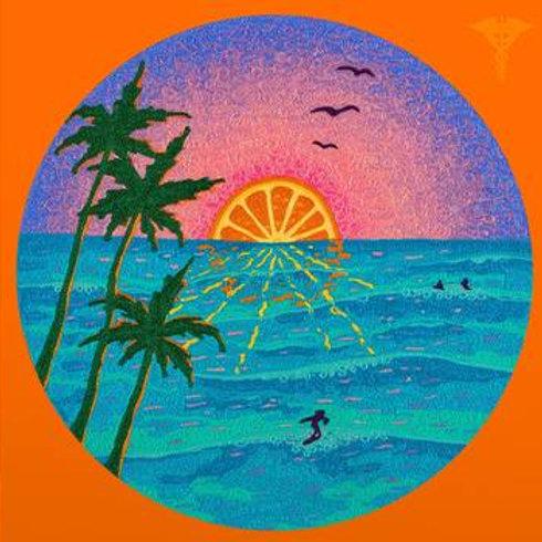 Jazz Dispensary - Orange Sunset