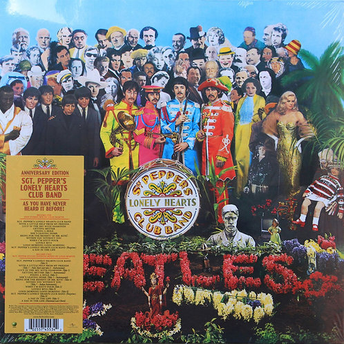 Beatles* ‎Sgt. Pepper's Lonely Hearts Club Band