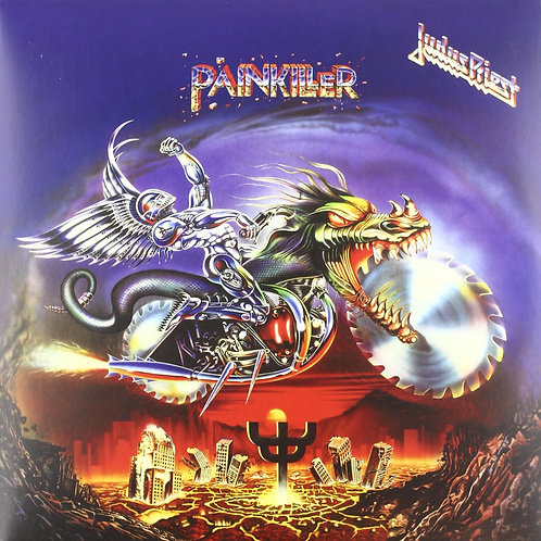 Judas Priest ‎ Painkiller