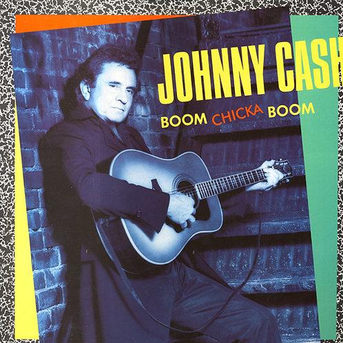 Johnny Cash – Boom Chicka Boom
