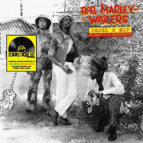 Bob Marley & The Wailers - Rebels Hop: An Early 70s Retrospective (Colored)