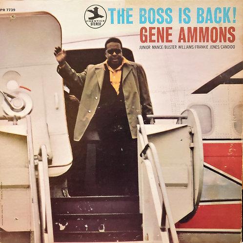 Gene Ammons – The Boss Is Back!