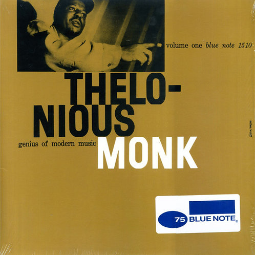 Thelonious Monk ‎– Genius Of Modern Music Volume One