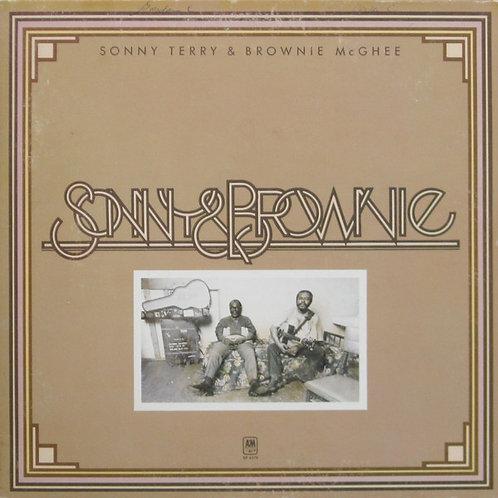 Sonny Terry & Brownie McGhee – Sonny & Brownie