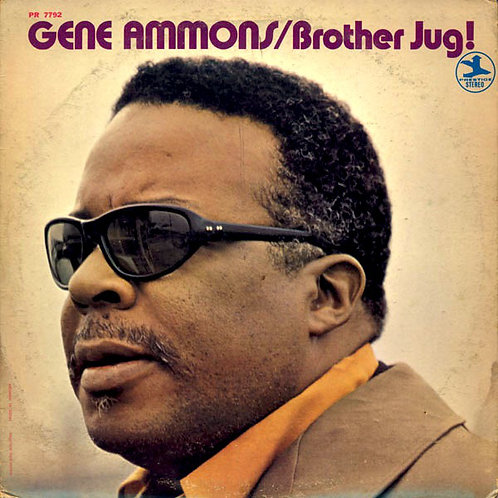 Gene Ammons ‎– Brother Jug