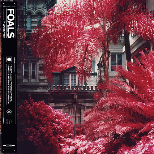 Foals ‎ Everything Not Saved Will Be Lost