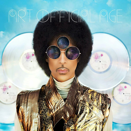 Prince ‎ Art Official Age