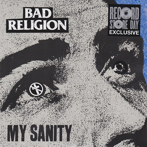 "Bad Religion - My Sanity (7"")"