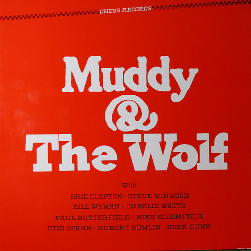 Various ‎– Muddy & The Wolf