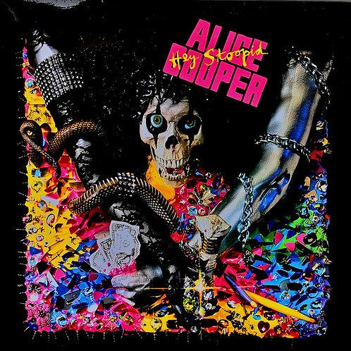 Alice Cooper (2) – Hey Stoopid