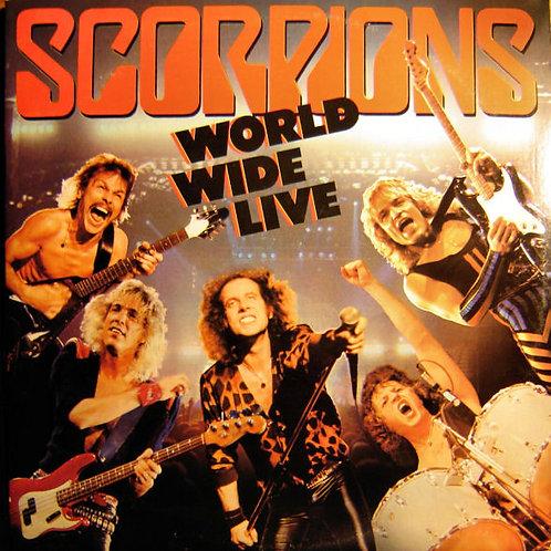 Scorpions – World Wide Live