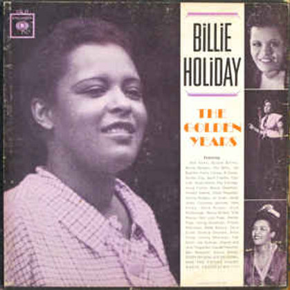 Billie Holiday ‎– The Golden Years