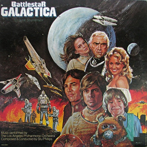 Various – Battlestar Galactica (Original Soundtrack)