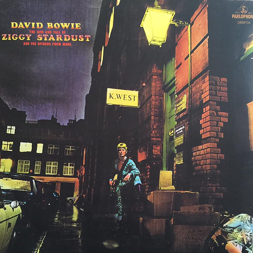 David Bowie ‎- The Rise And Fall Of Ziggy Stardust