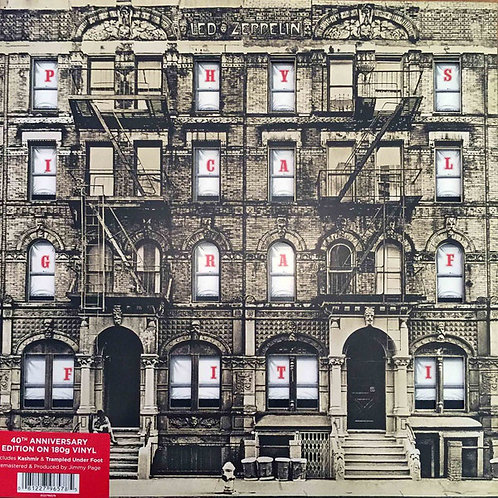 Led Zeppelin ‎- Physical Graffiti (40th Anniversary)