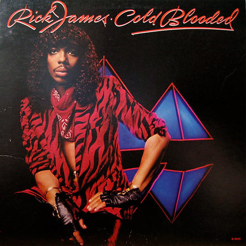 Rick James ‎– Cold Blooded
