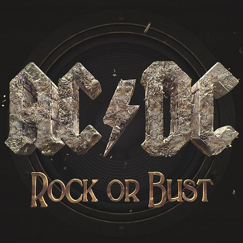 AC/DC ‎Rock Or Bust
