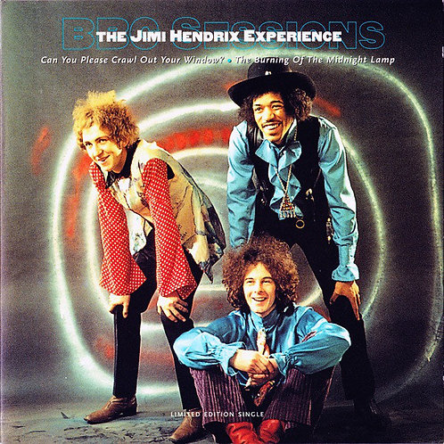 "The Jimi Hendrix Experience ‎– Can You Please Crawl Out Your Window? (7"")"