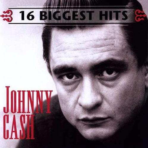 Johnny Cash – 16 Biggest Hits
