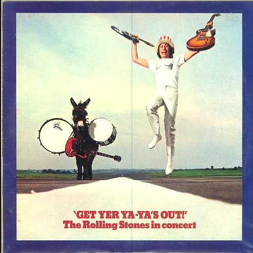 The Rolling Stones ‎– Get Yer Ya Ya's Out