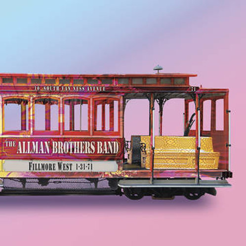 The Allman Brothers Band - Fillmore West 1-31-71