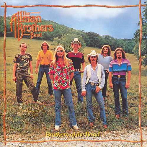 The Allman Brothers Band ‎– Brothers Of The Road