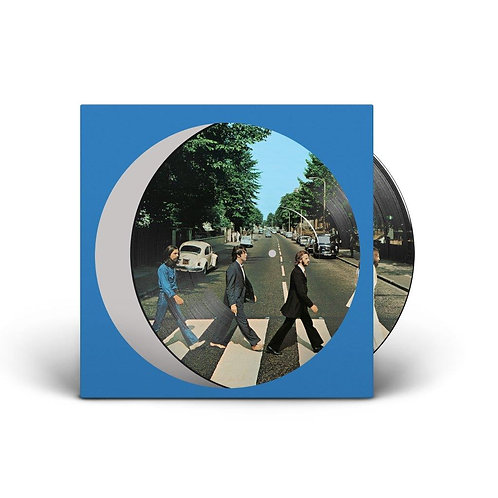 The Beatles – Abbey Road (Pic. Disc) Anniversary Edition