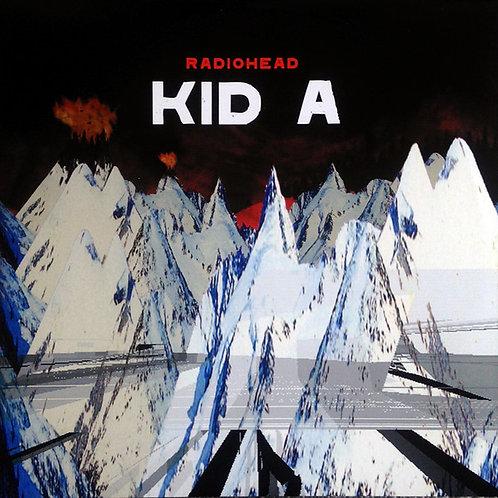 Radiohead – Kid A