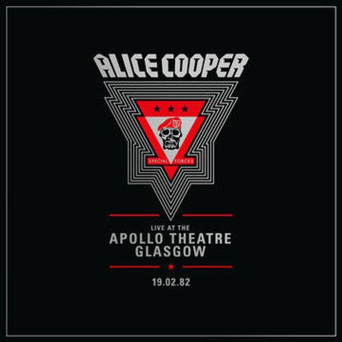 Alice Cooper - Live from the Apollo
