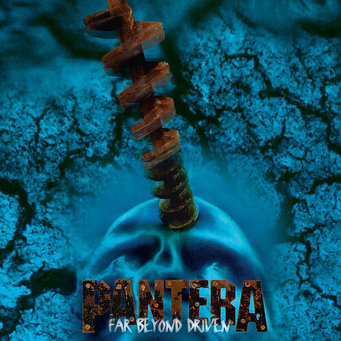 Pantera - Far Beyond Driven (Colored Vinyl)