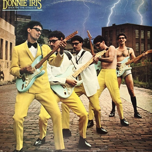 Donnie Iris – Back On The Streets