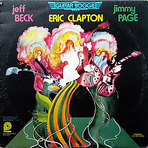 Eric Clapton/Jeff Beck/Jimmy Page – Guitar Boogie