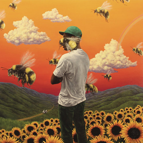 Tyler The Creator - Scum Fuck Flower Boy