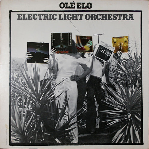 Electric Light Orchestra ‎– Ole ELO