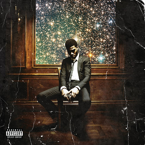 Kid Cudi ‎– Man On The Moon II: The Legend Of Mr. Rager