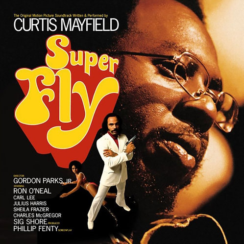 Curtis Mayfield - Superfly (Colored Vinyl)