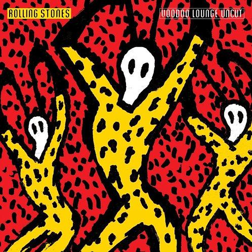 The Rolling Stones - Voodoo Lounge Uncut (Red Vinyl)