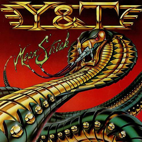 Y & T – Mean Streak
