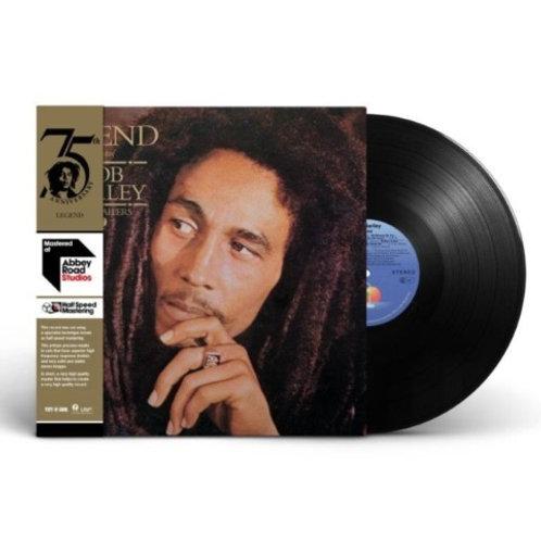 Bob Marley & the Wailers -  Legend (Half-Speed Mastering)